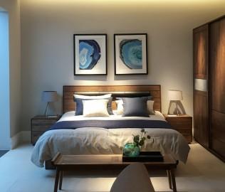 蓝景丽家,百强家具,卧室套餐