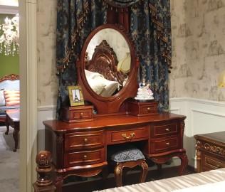 晓月蕾曼,梳妆柜,卧室家具