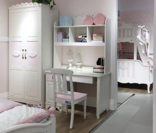普罗城堡,书桌套餐,儿童家具