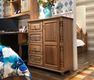 洛可小城,储物柜,儿童家具