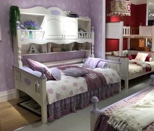 豆丁庄园,柜体床,儿童家具
