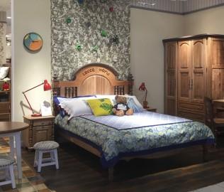洛可小城,床头柜,儿童家具