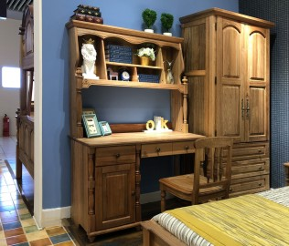 洛可小城,书台上架,儿童家具