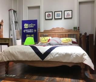洛可小城,床,儿童家具