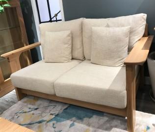 沙发,双人沙发,双人位