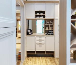 欧派衣柜,门厅柜,定制家具