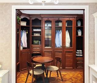 欧派衣柜,衣帽间,定制家具