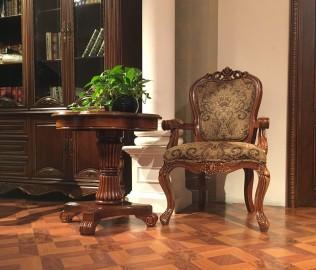 晓月蕾曼,班椅,书房家具