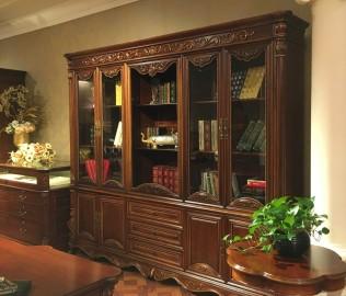 晓月蕾曼,书柜,书房家具