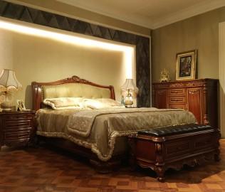 晓月蕾曼,床前凳,卧室家具