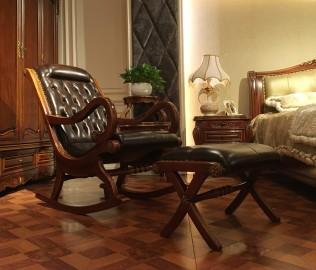 晓月蕾曼,摇椅,卧室家具