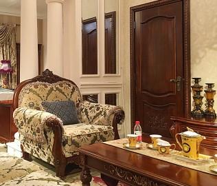 晓月蕾曼,单人沙发,客厅家具