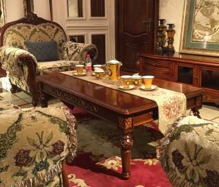 晓月蕾曼,长茶几,客厅家具