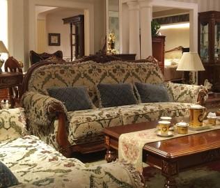 晓月蕾曼,三人沙发,客厅家具