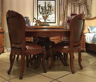 晓月蕾曼,圆桌,餐厅家具