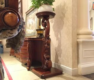 晓月蕾曼,花架,客厅家具