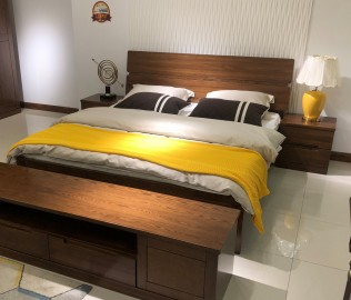 光明家具,双人床,卧室家具