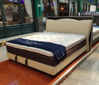 慕思凯奇,床架,双人床