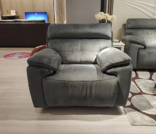 芝华仕,布沙发,单人沙发