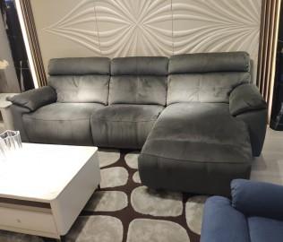 芝华仕,布沙发,三人沙发