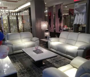 芝华仕,双人沙发,客厅家具