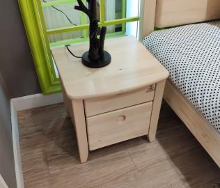 松果,床头柜,儿童家具