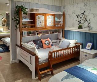 我爱我家,功能床,儿童家具
