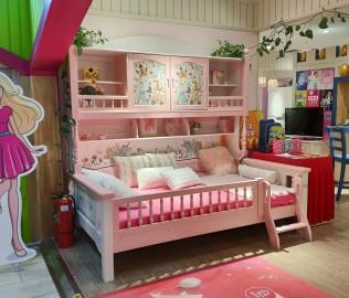 我爱我家,功能床,儿童床