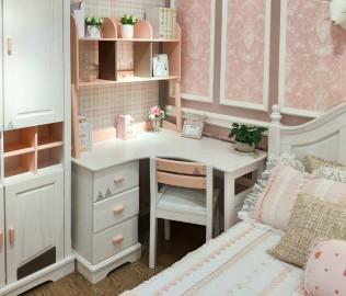 多喜爱,组合书桌,儿童家具