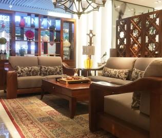 联邦家居,三人沙发,客厅家具