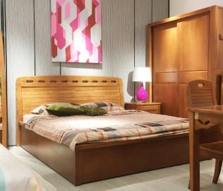联邦家居,床,卧室家具