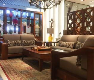联邦家居,双人沙发,客厅家具