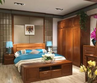 光明家具,家具组合,卧室家具