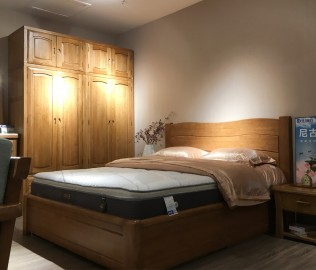 强力家具,床垫,弹簧床垫