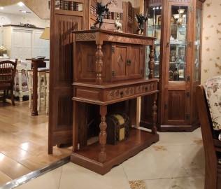 柜子,玄关柜,实木家具