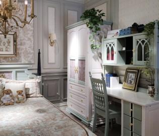 W5,衣柜,儿童家具