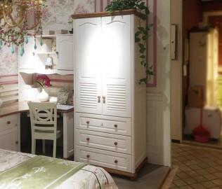 多喜爱,衣柜,儿童家具