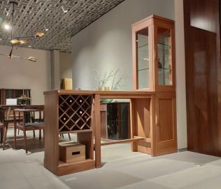 曲美,酒柜,餐厅家具