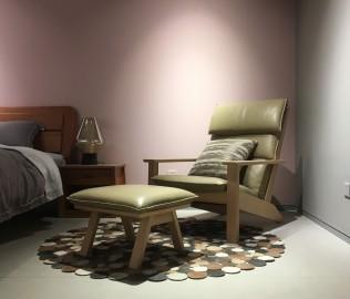曲美家居,休闲椅,客厅家具