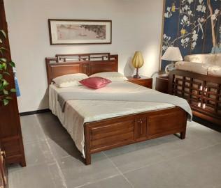 瑞尔家具,床,卧室家具