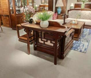 瑞尔家具,香案,客厅家具