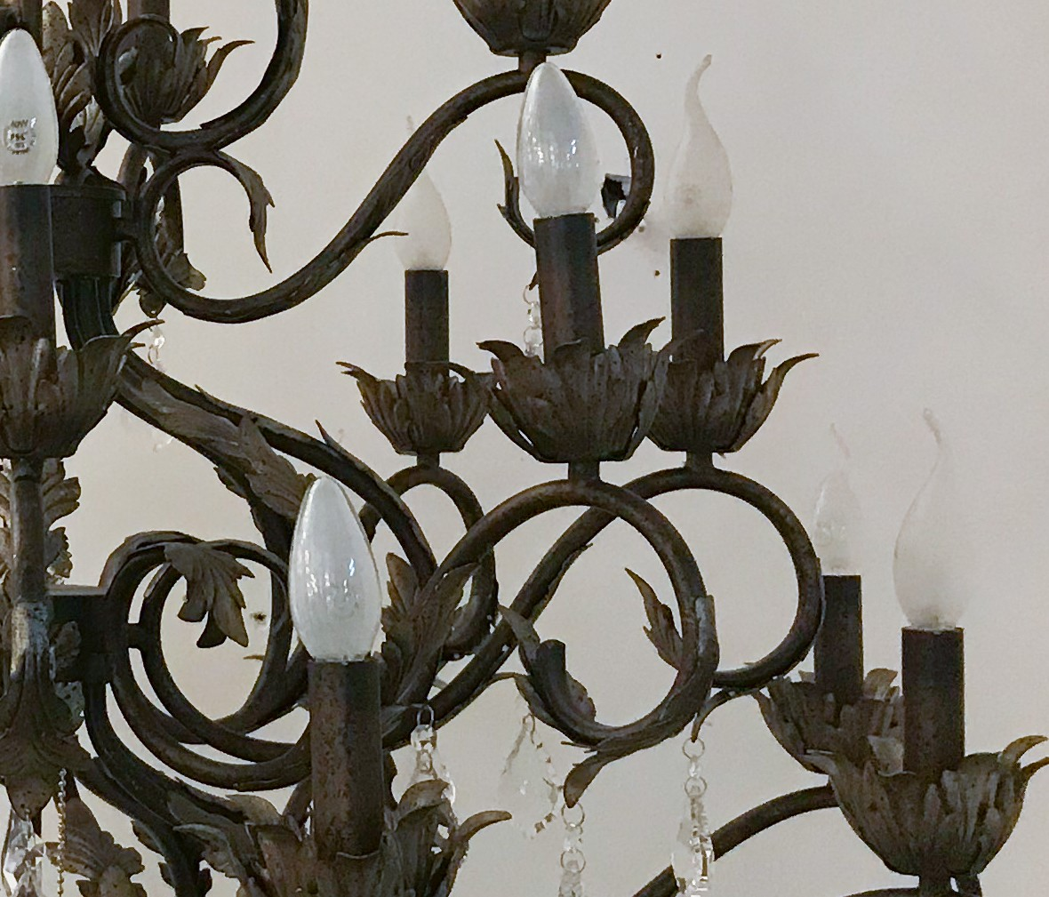 诺克照明 SY12685-20型号吊灯 铁艺材质欧式吊灯不含光源 图片、价格、品牌、评测样样齐全!【蓝景商城正品行货,蓝景丽家大钟寺家居广场提货,北京地区配送,领券更优惠,线上线下同品同价,立即购买享受更多优惠哦!】