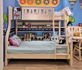 松堡王国,上下床,儿童床