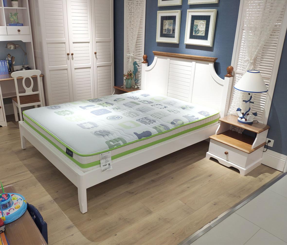 松堡王国 SJA11-15-20-22型号舒达青少年床垫 弹簧床垫