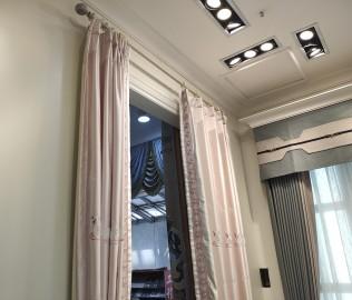 圣菲丹,定制窗帘,布艺窗帘