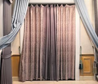 圣菲丹,布艺,窗帘