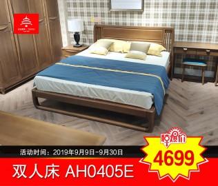 天坛,双人床,床架