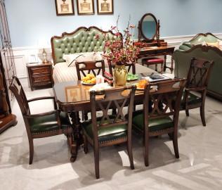尚美至家,餐桌,餐椅