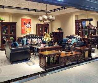 尚美至家,沙发,沙发组合