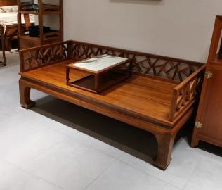 花梨君,罗汉床,罗汉桌